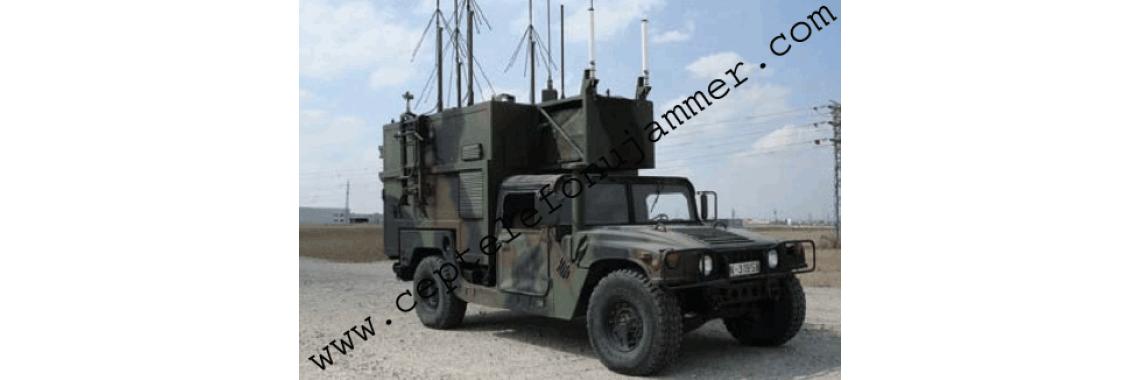 Askeri Konvoy Koruma Arazi Jammer